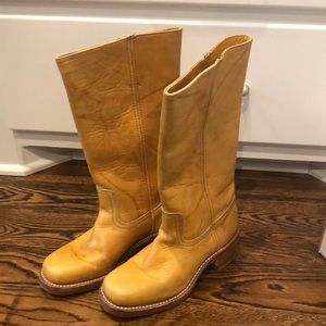 Frye Campus boot 7.5